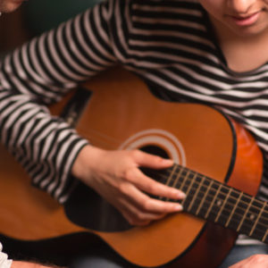 Why Take Guitar Lessons?